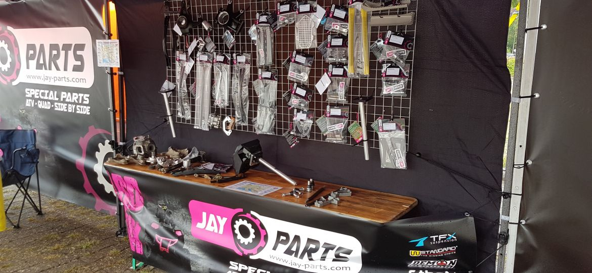 Jay Parts & Quadtreffen Fursten Forest 2018