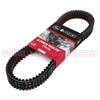 Gates G-Force RedLine 47R4368 - Buy Drive Belt by Jay Parts