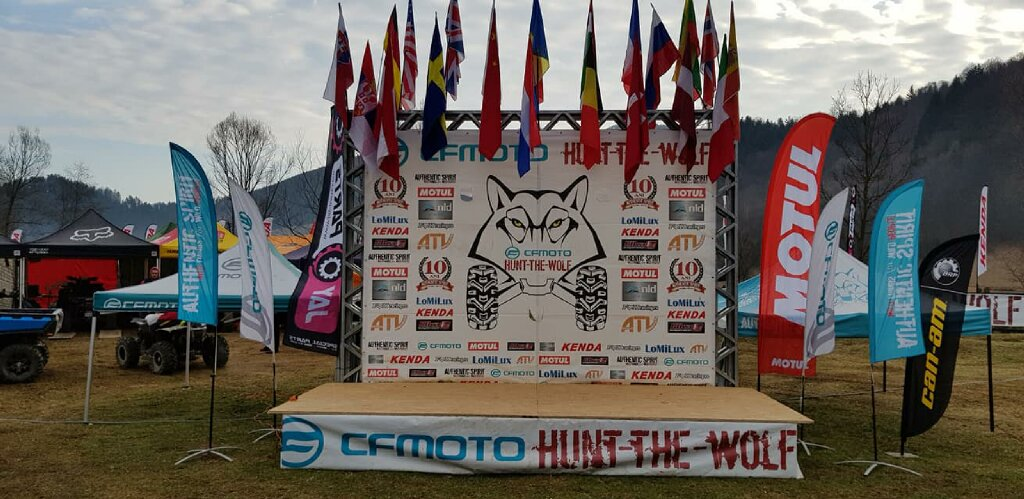 Hunt The Wolf 2019 sponsored by JAY PARTS