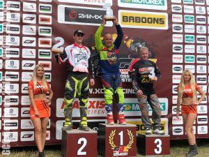 GCC Goldbach - Sieg für Jay Parts Friendship Rider Jason Wildman (UK)