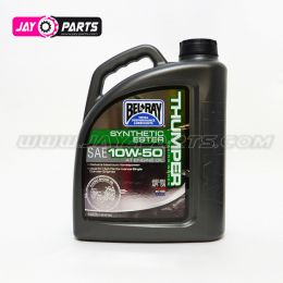 Bel-Ray Works Thumper Racing Syn Ester 4T Engine Oil 10W-50
