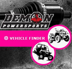 Demon Powersports Vehicle parts finder