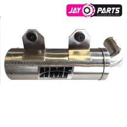 HMF Abgassystem Slip-on der Titan QS Serie Polaris RZR 570 - Sonderangebot bei Jay Parts