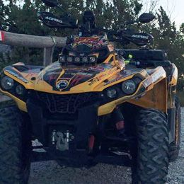 Can Am Outlander 500 - 1000
