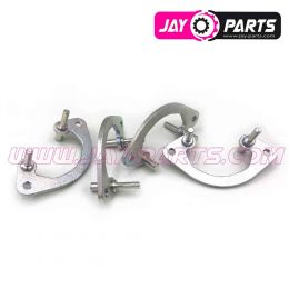 "Jay Parts 12"" Bremsen Montageplatten Polaris Sportsman & Polaris Scrambler JP0176"