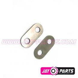 JAY PARTS Reinforcement Plate for Link Steering Polaris Scrambler S & Polaris Sportsman S - JP0179