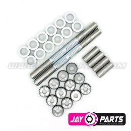 Jay Parts Buchsen & Hülsenkit JP0124 - Polaris Sportsman 1000 - A-Arms hinten