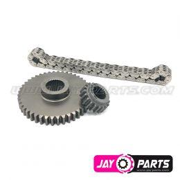 Jay Parts Getriebeübersetzung HD - High Lifter Polaris Scrambler & Polaris Sportsman