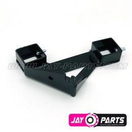 Jay Parts Auspuffhalter Polaris Scrambler links JP0158