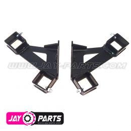Exhaust bracket Scrambler 1000 / left & right