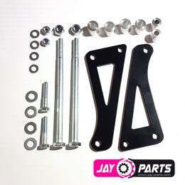 Jay Parts Getriebeverstärkung hinten G2 Rahmen Can Am JP0028