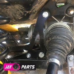Jay Parts Gearing reinforcement G2 frame rear- Can Am JP0028