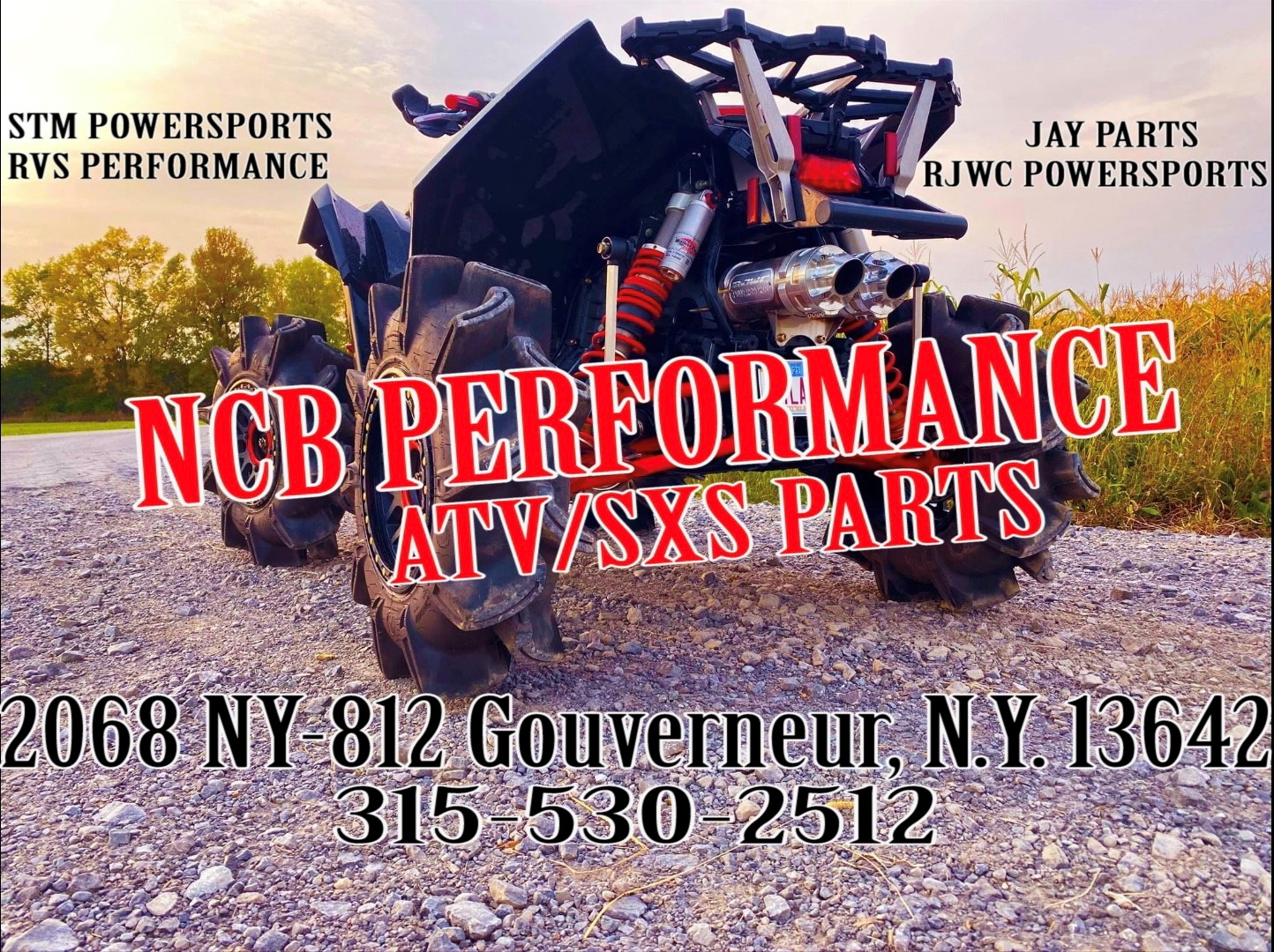 NCB Performance ATV/SxS Parts - USA - JAY PARTS Flagship Store Partner