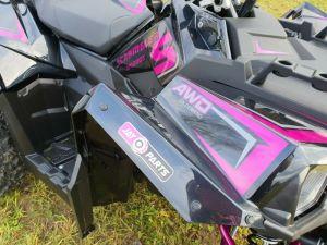 Jay Parts Polaris Scrambler S 1000 Purple