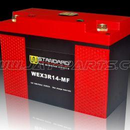 W-Standard Lithium Batterie WEX3R14-MF