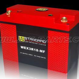 W-Standard Lithium Batterie WEX3R18-MF