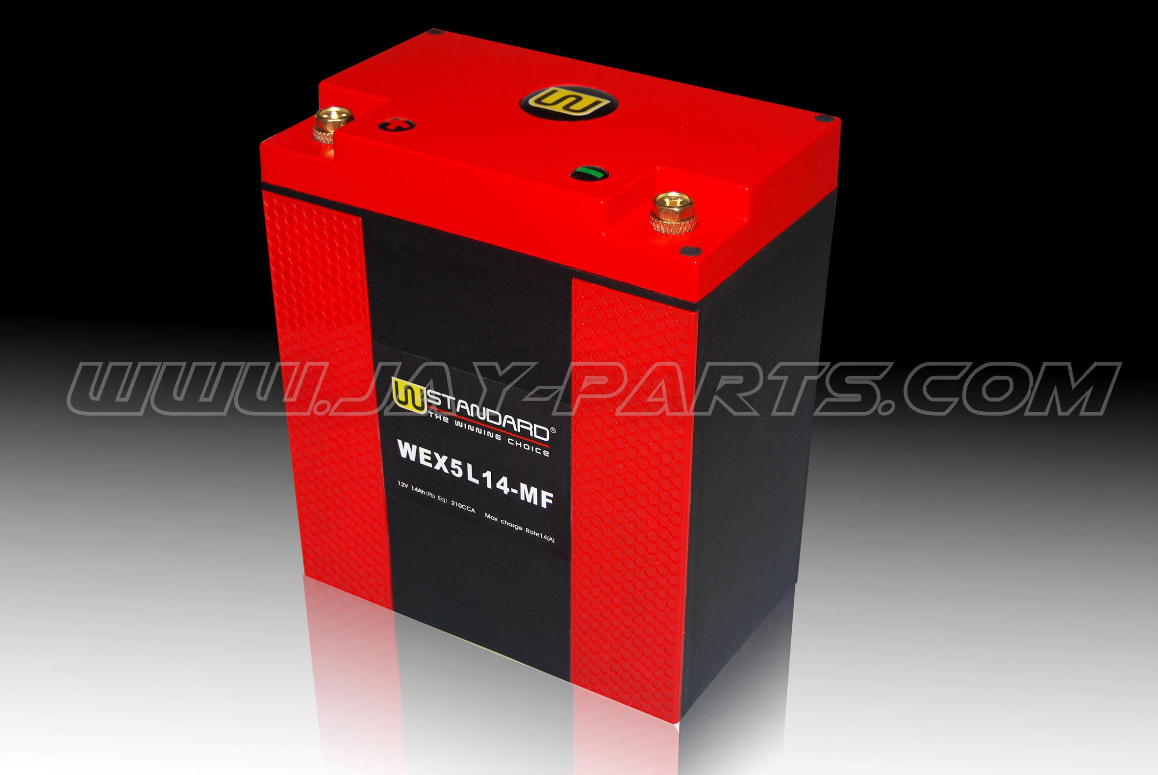 W-Standard Lithium Batterie WEX5L14-MF