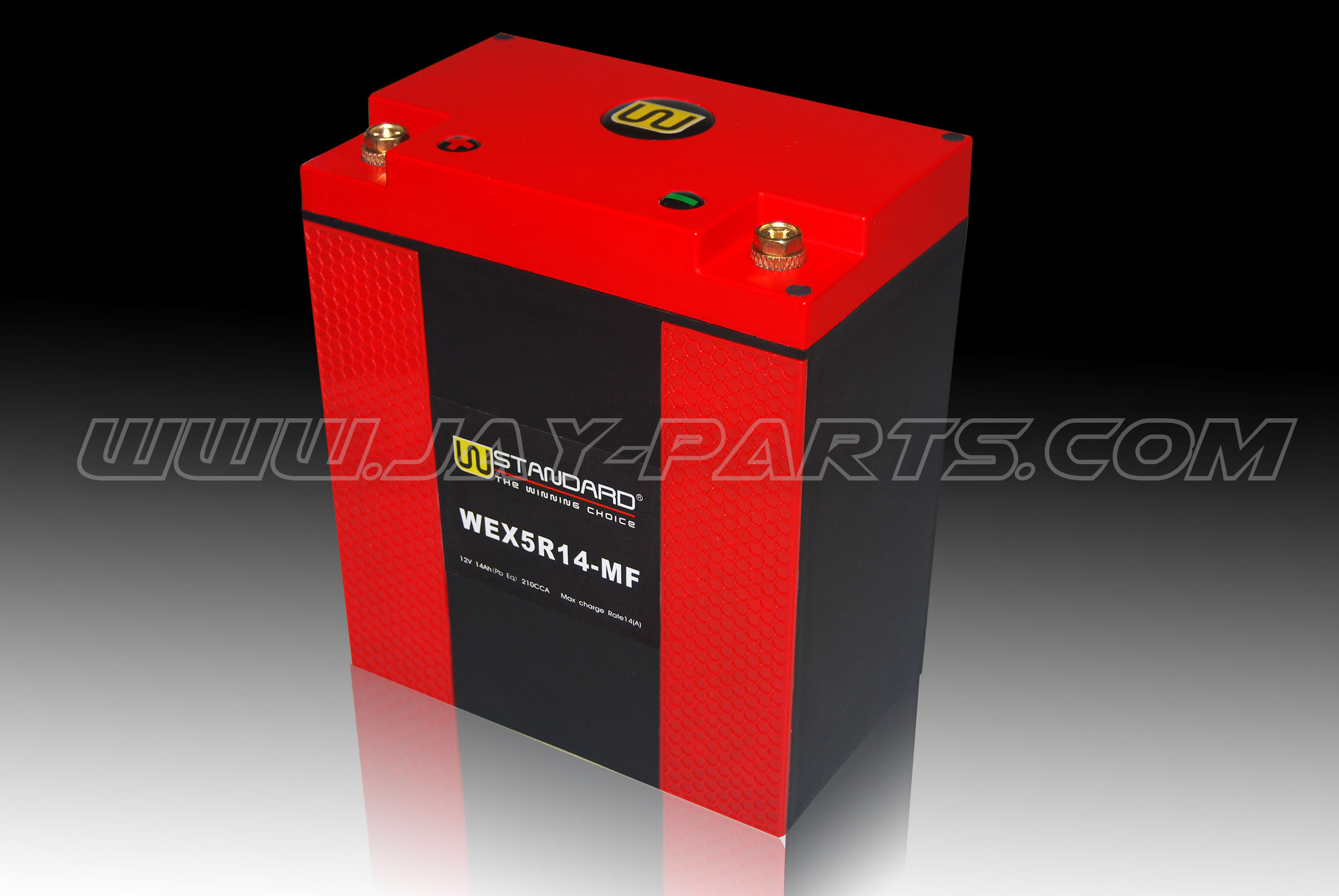 W-Standard Lithium Batterie WEX5R14-MF