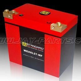 W-Standard Lithium Batterie WEX6L27-MF