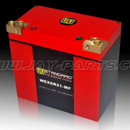 W-Standard Lithium BatteriW-Standard Lithium Batterie WEX6R21-MFe WEX6R21-MF