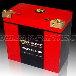 W-Standard Lithium Batterie WEX6R36-MF
