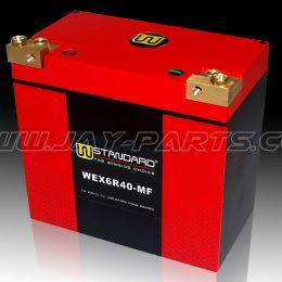 W-Standard Lithium Batterie WEX6R40-MF
