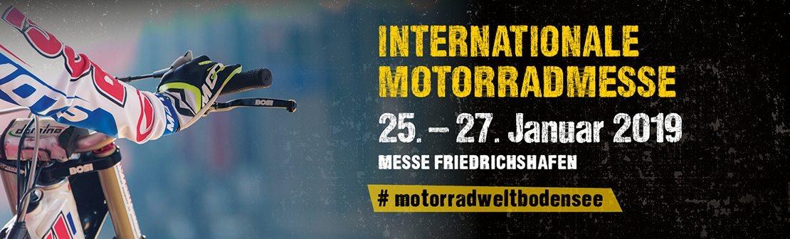 Motorradmesse Friedrichshafen