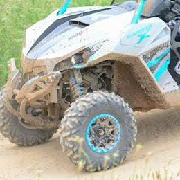 Can Am SxS