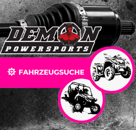 Demon Powersports Heavy Duty X-treme Axles