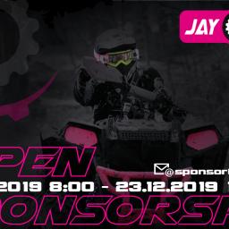 Jay Parts Sponsorship 2020