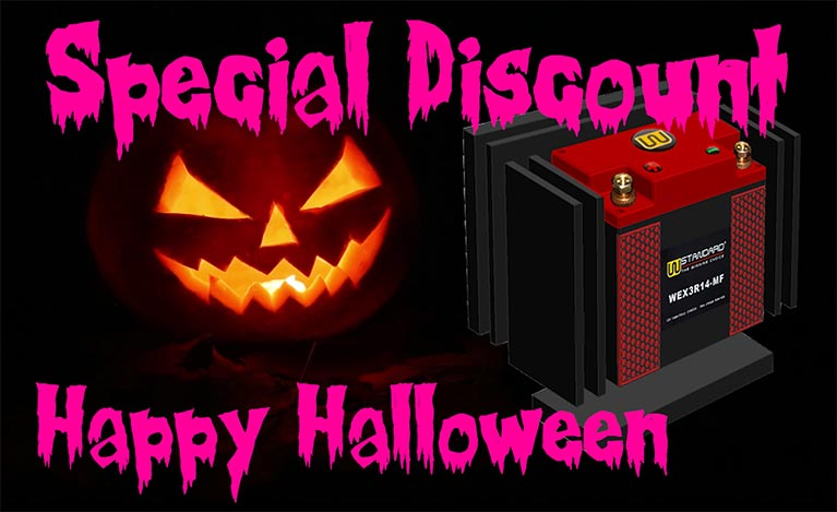 Jay Parts Halloween Discount 2020