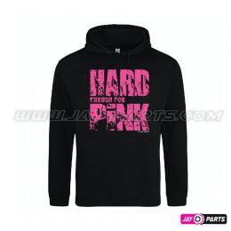 Jay Parts Hard Enough for Pink Hoody