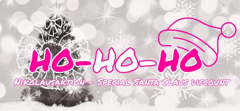 Jay Parts Nikolausaktion 2020 - Jay Parts Santa Claus special discount 2020