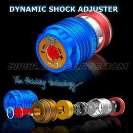 TFX Factory Stossdämpfer by Jay Parts patentierte N10Z Stoßdämpfer dynamisches Druckstufen Ventil