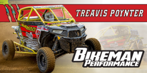 Demon Powersports official rider: Treavis Poyntner - Bikeman Performance