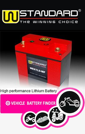 W-Standard Lithium Batterie