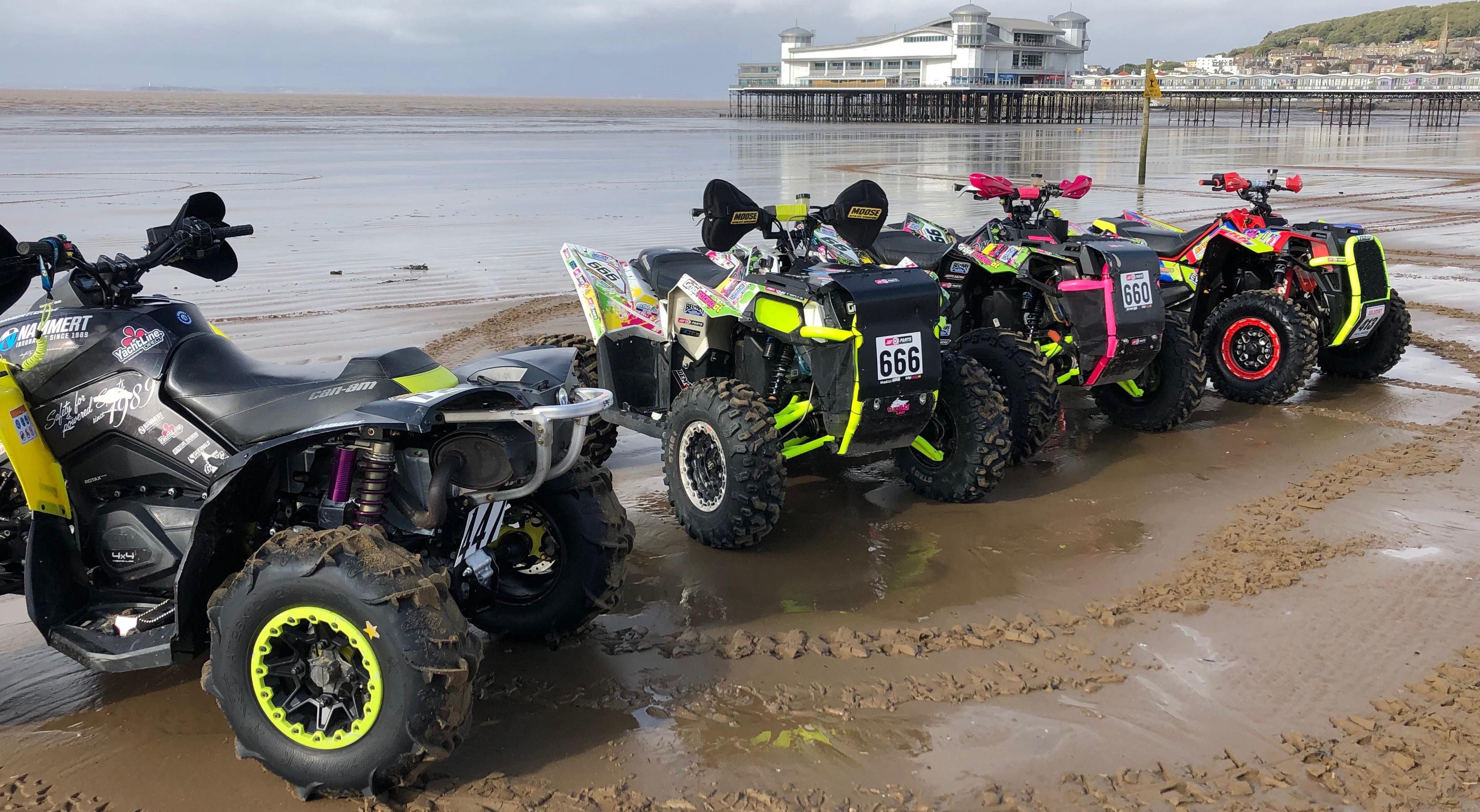 Jay Parts Weston Beach 2019
